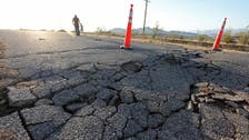 Damage reported after powerful 7.1 quake hits Southern California