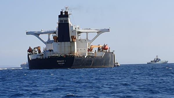 شرطة جبل طارق توقف قبطان ناقلة النفط الإيرانية ومساعده