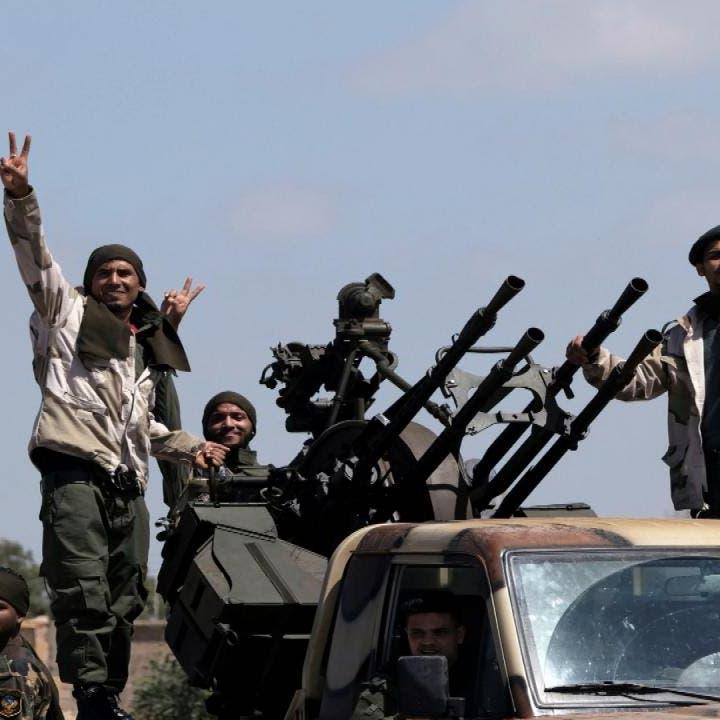 طرابلس.. الجيش الليبي يسقط طائرة مسيرة تركية بعين زارة