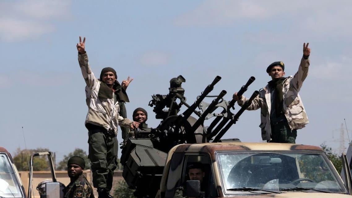 الجيش الليبي يطلق المرحلة الثانية من معركة طرابلس