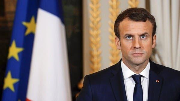 ماكرون: فرنسا ملتزمة بمساعدة لبنان اقتصادياً