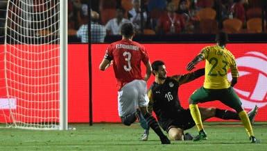 جنوب إفريقيا تصعق مصر وتتأهل إلى ربع النهائي