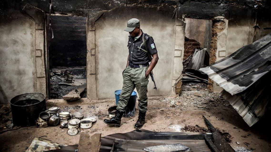 شرطة - نيجيريا