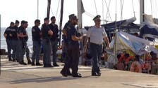 Italy rebuffs German migrant appeal as rescue boat disembarks at Lampedusa