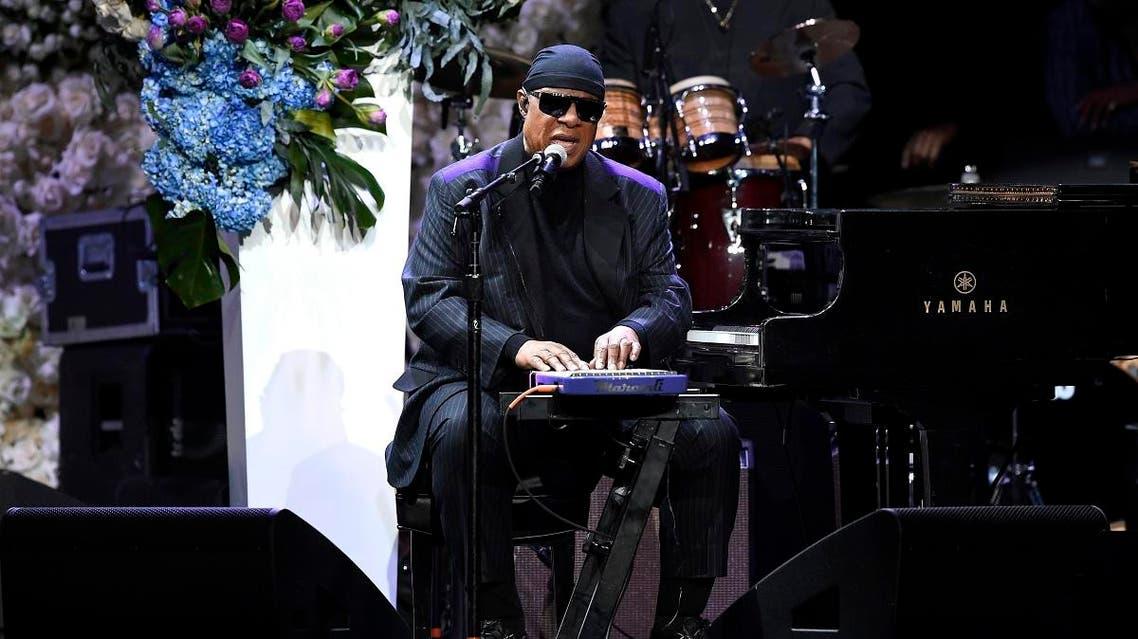Stevie Wonder. (AFP)