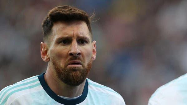 Angry Messi Slams Brazil Fix After Copa Red Card Al Arabiya English