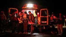 Israeli army says five soldiers wounded after suspected car-ramming attack