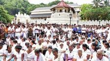 Sri Lanka on alert as Buddhist hardliners hold meeting after Easter attacks