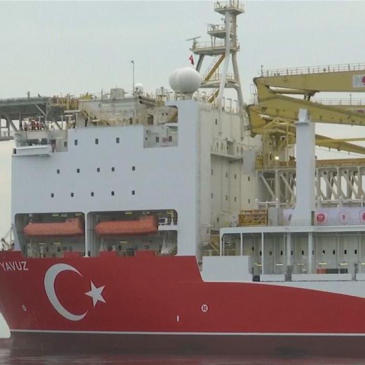 مسؤول تركي: سنواصل التنقيب عن الغاز في قبرص