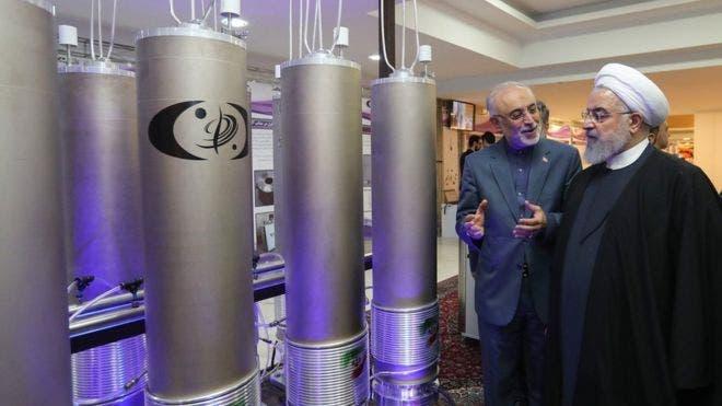 تخصيب اليورانيوم في إيران