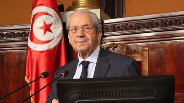 الرئيس التونسي المؤقت: نؤيد استقلال القضاء في قضية القروي