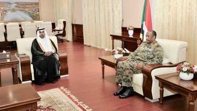 رئيس البرلمان العربي: مساع لرفع السودان من قائمة الإرهاب