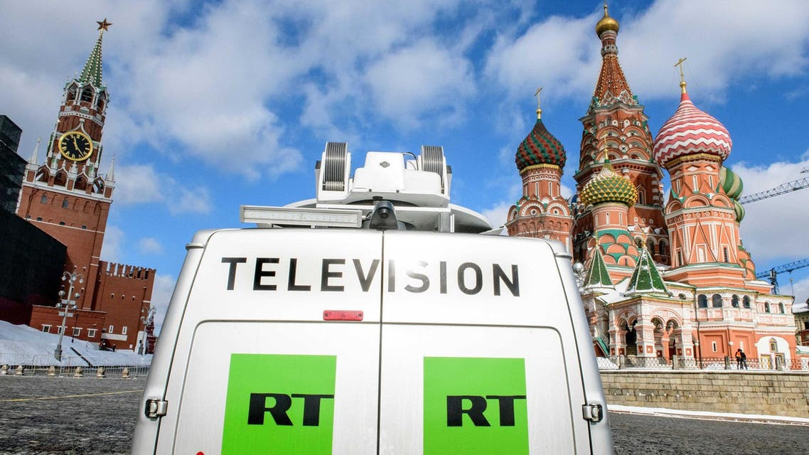 Russia Today (AFP)