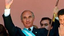 Former Argentine President Fernando De la Rua dies at 81