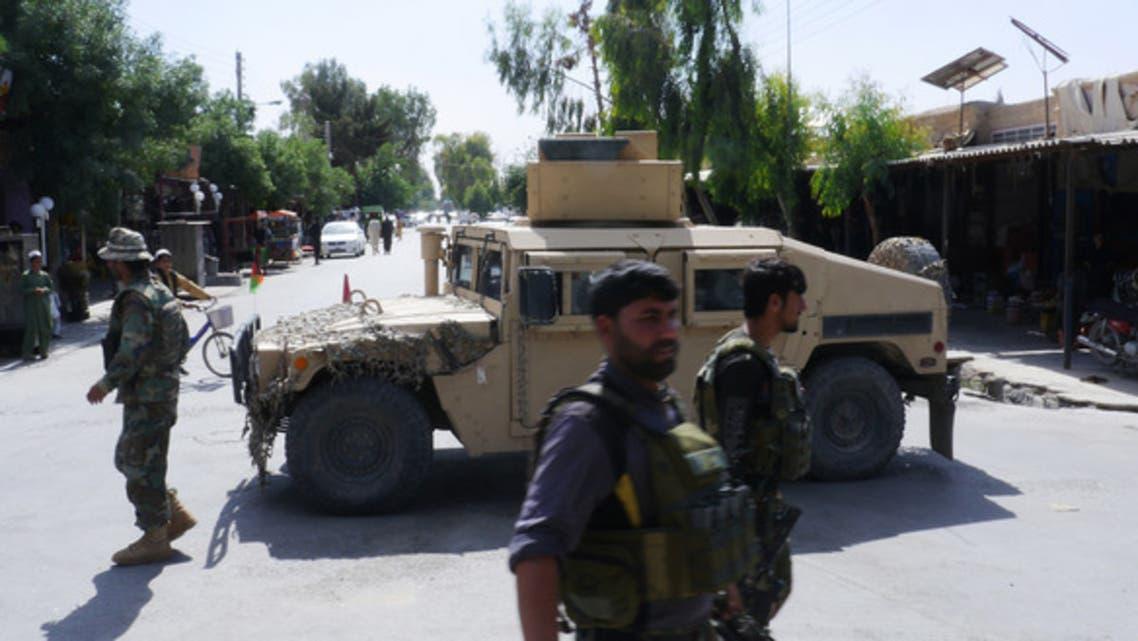 بازداشت دو سرباز ایرانی با تجهیزات جنگی در فراه افغانستان
