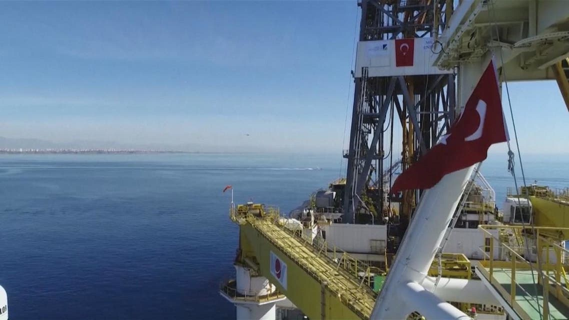 الغاز قد يسرع العقوبات الاوروبية على تركيا