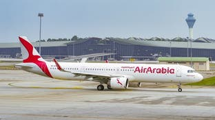 """""""العربية للطيران أبوظبي"""" تبدأ أعمالها بإطلاق رحلات لمصر"""