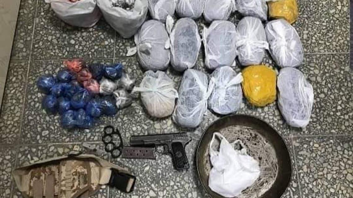 دستگیری 9 تن در پیوند به قاچاق مواد مخدر در کابل