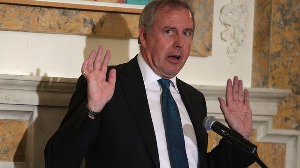 بعد فضيحة تسريبات.. استقالة السفير البريطاني في أميركا