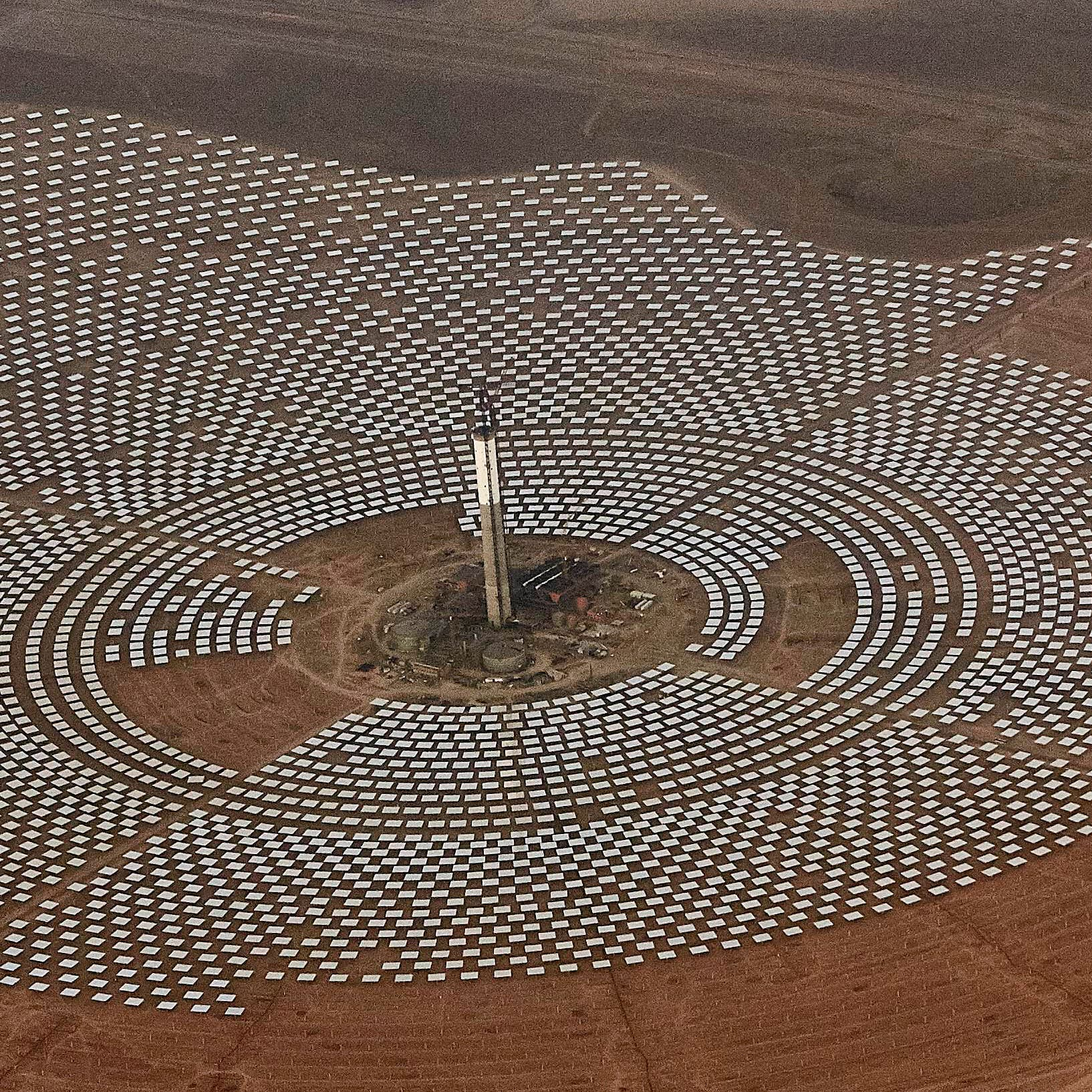المغرب يطلق مشروعا جديداً للطاقة الشمسية في جبال الأطلس