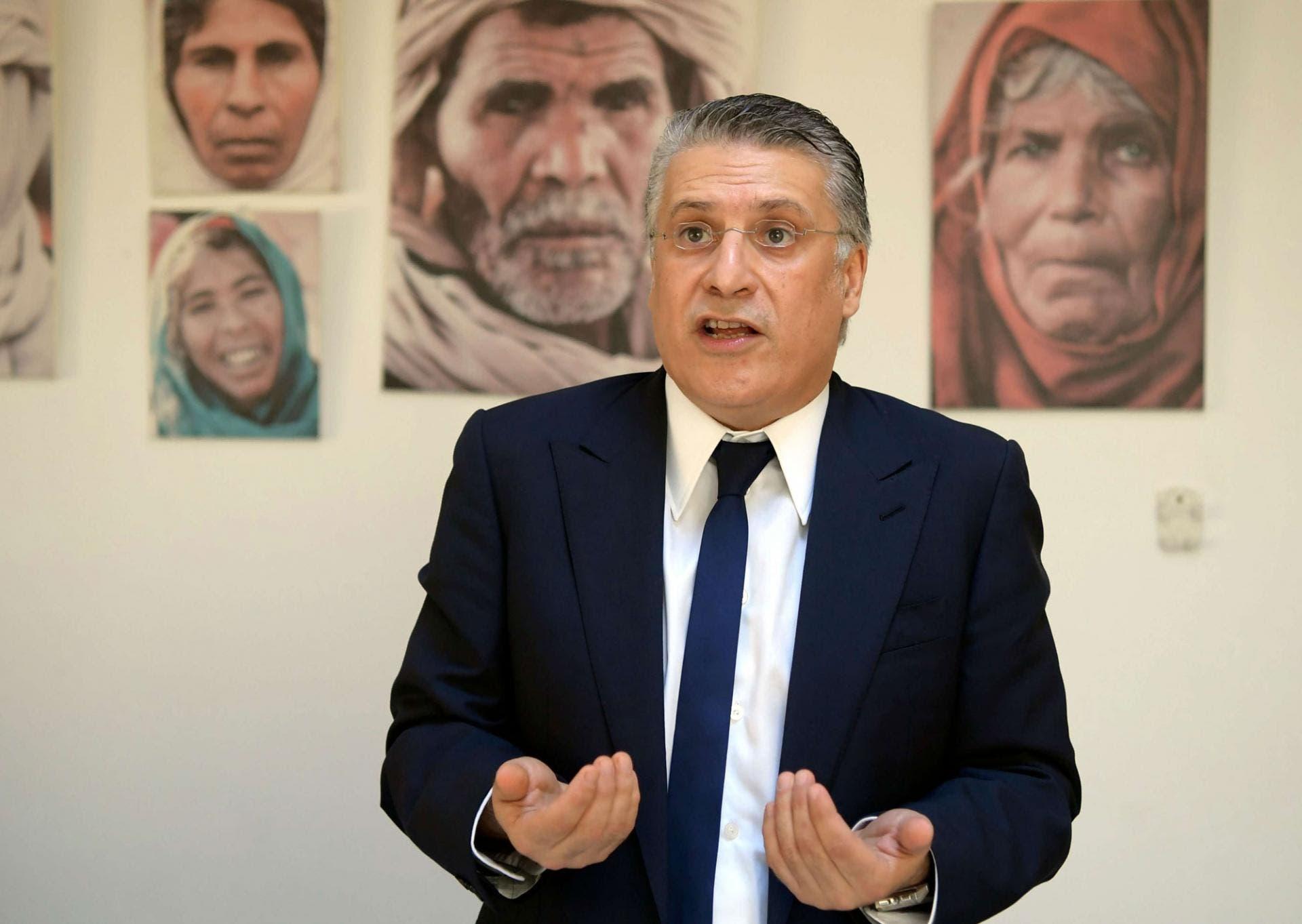 رجل الأعمال نبيل القروي أبرز من استهدفته التعديلات الجديدة