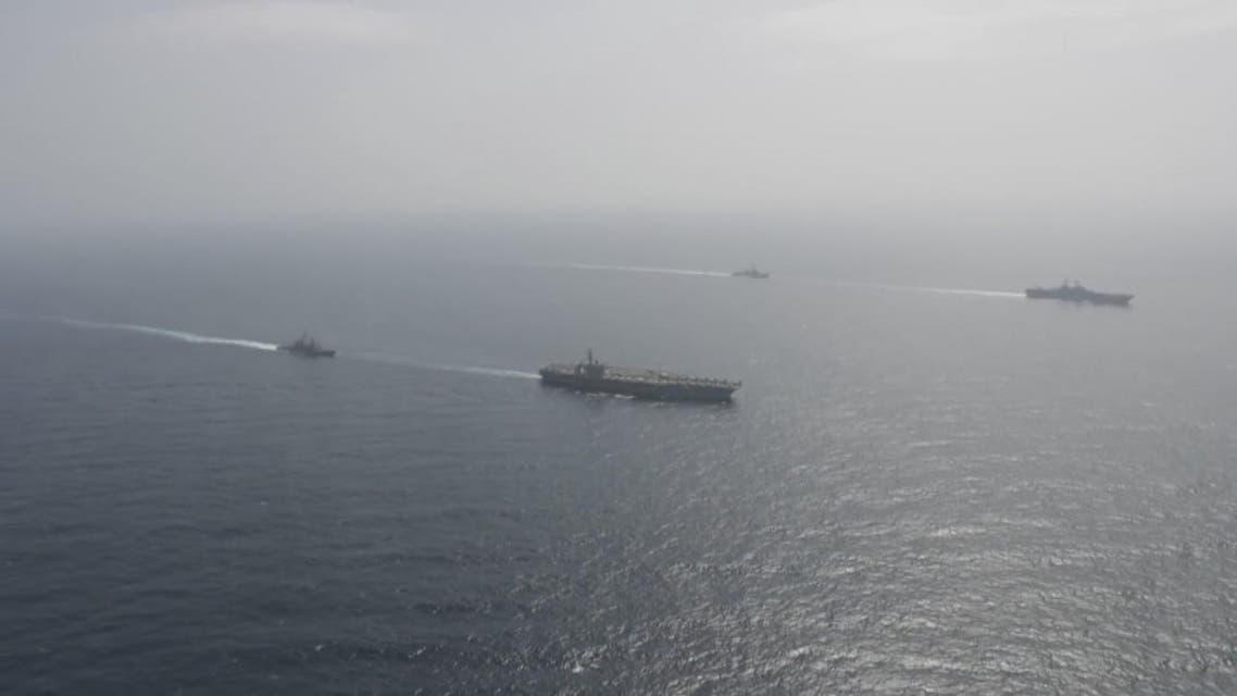 THUMBNAIL_ اقتراح بتشكيل تحالف عسكري لحماية الملاحة في مضيق هرمز