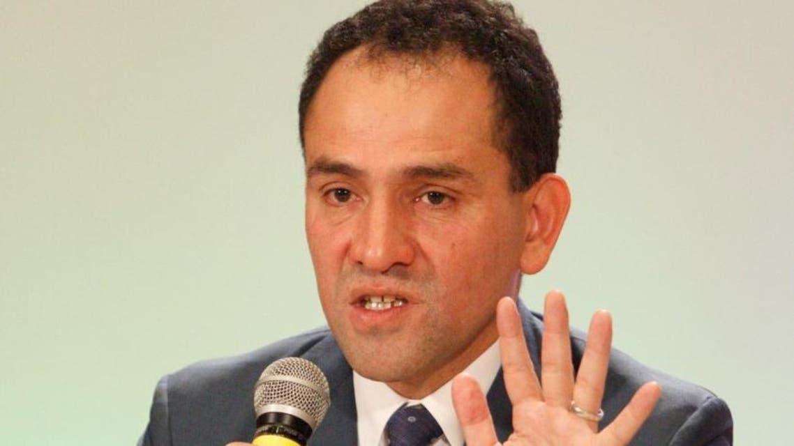 Mexico's new Finance Minister Arturo Herrera AFP