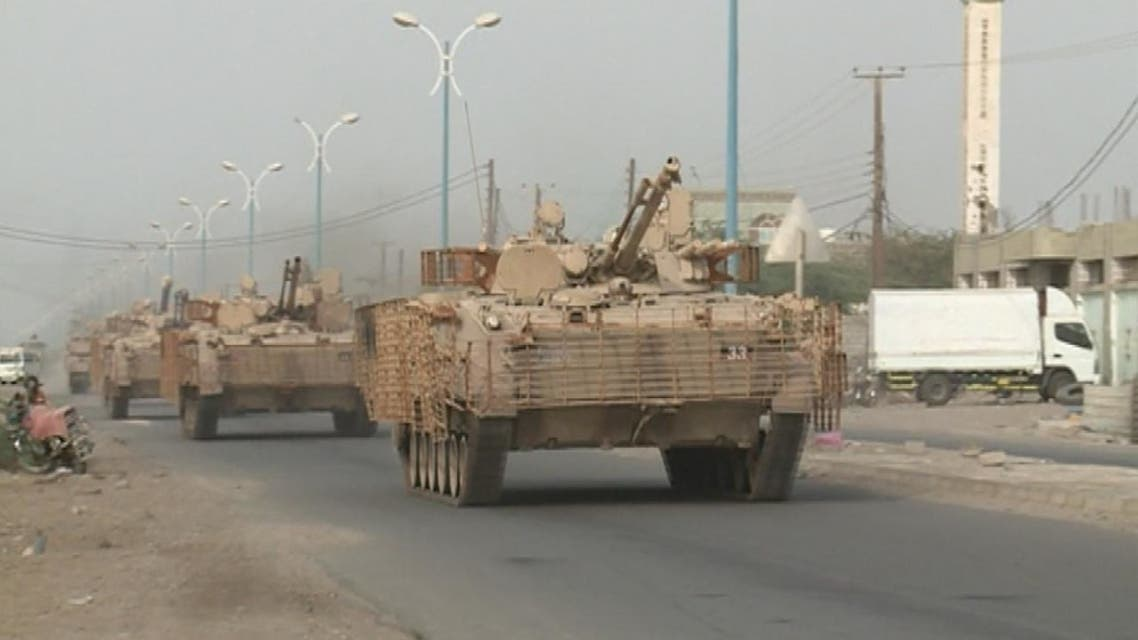 اليمن .. الساحل الغربي تحت راية موحدة ودعم التحالف