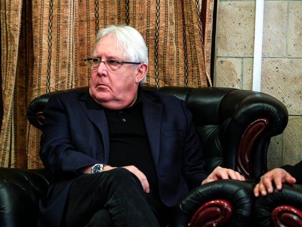 """غريفثس: ندعم محادثات حكومة اليمن و""""الانتقالي"""" برعاية سعودية"""