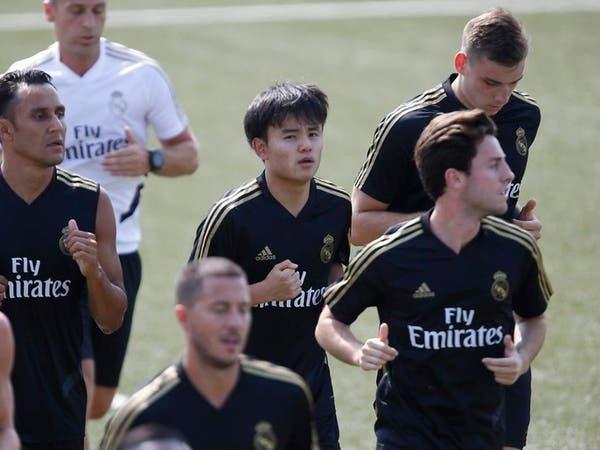 ريال مدريد يتعاقد مع شقيق الياباني كوبو