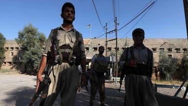 مقتل عنصر بالحرس الثوري باشتباكات مع مسلحين أكراد