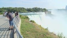 نیاگرا آبشار میں کودنے والا شخص معجزاتی طور پر محفوظ