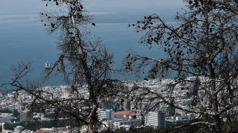 Image result for State of emergency declared in Halkidiki