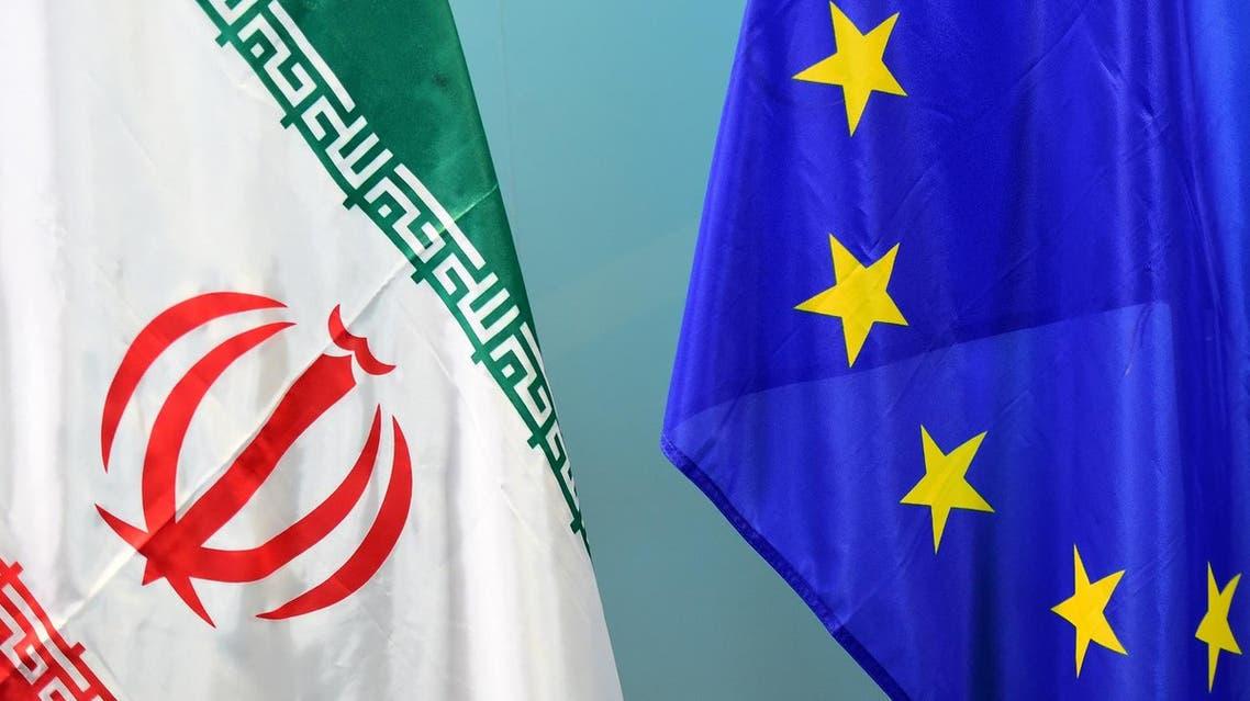 Iran EU (AFP)