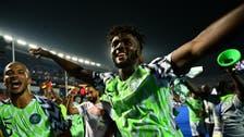 Nigeria grab late winner against South Africa to reach semi-finals
