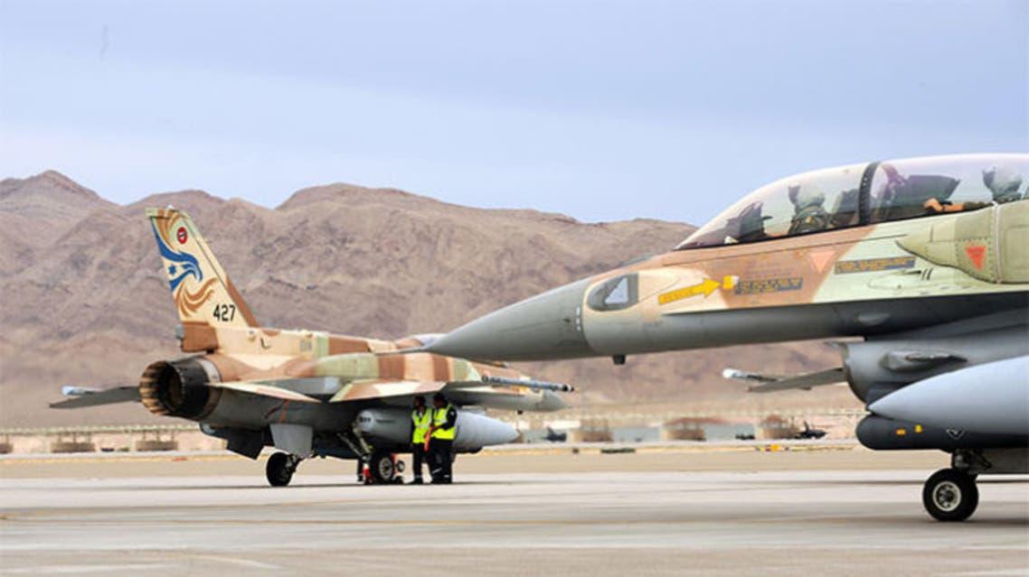 جنگندههای نیروی هوایی اسرائیل