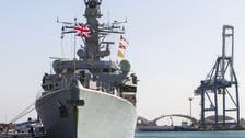 ''پاسداران انقلاب نے خلیج عرب میں کسی برطانوی آئل ٹینکر کو نہیں روکا''