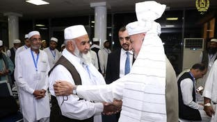 اولین کاروان حجاج افغان عازم پادشاهی سعودی شد