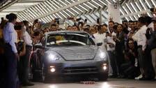 Final Volkswagen 'Beetle' model rolls off Mexican production line