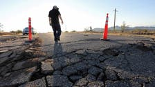 Aftershocks continue in California desert