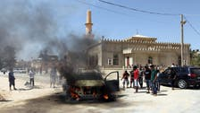 Three killed as car bomb targets funeral in Libya's Benghazi