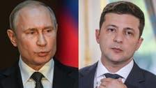 الرئيس الأوكراني: حرب شاملة قد تندلع بيننا وروسيا