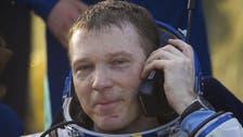 Former astronaut helps break flight record over poles