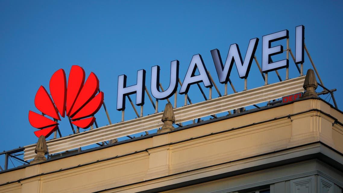 Huawei logo - Reuters