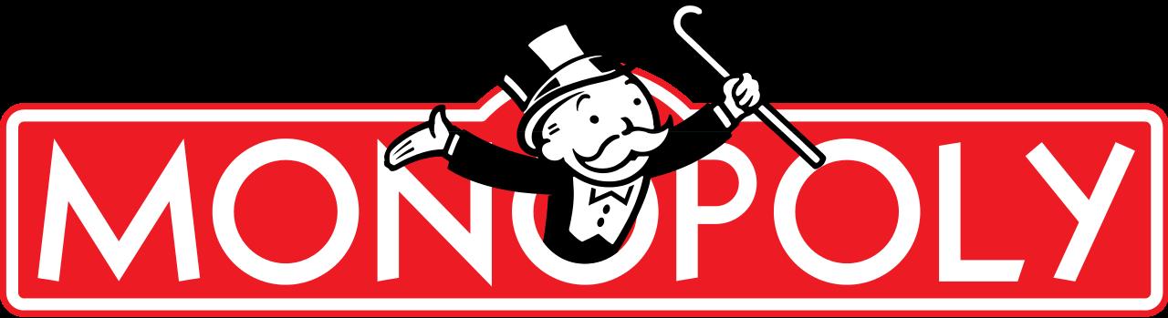 صورة لشعار لعبة المونوبولي