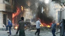 شام کے شمالی شہر الباب میں بم دھماکا ، 14 افراد ہلاک