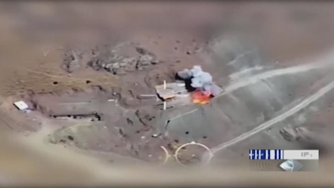 حمله سپاه پاسداران ایران به مواضع احزاب کرد مخالف جمهوری اسلامی