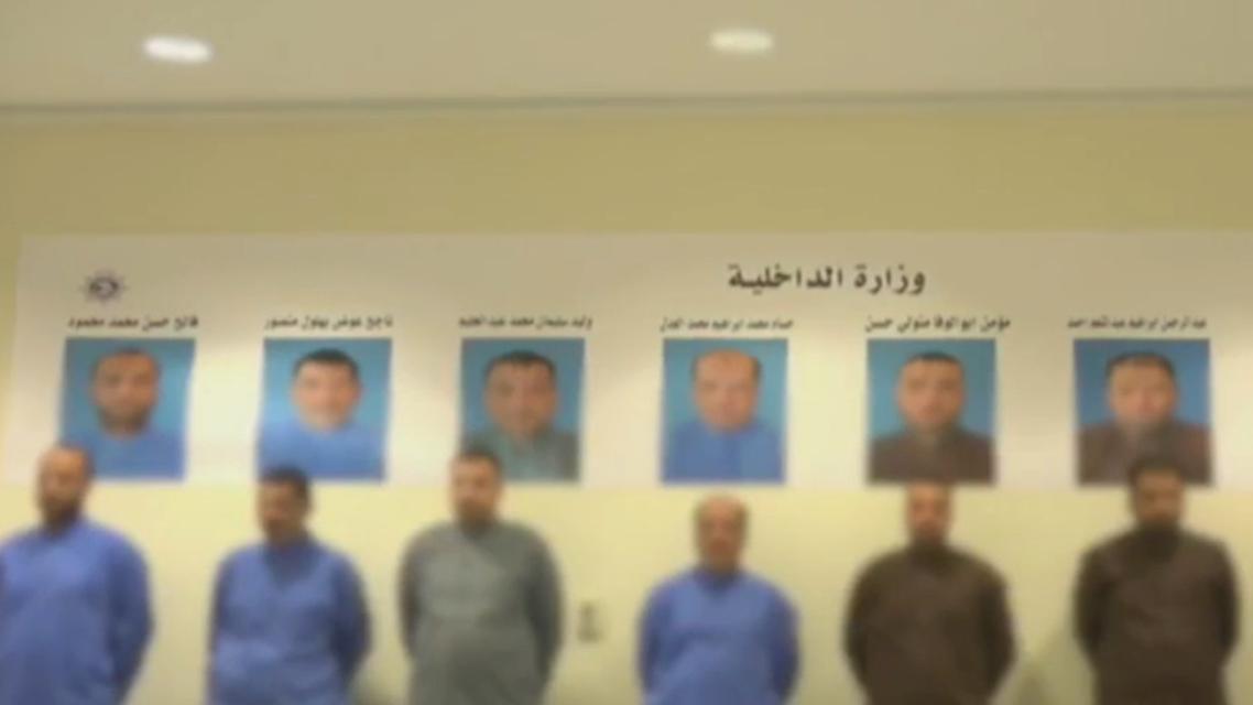 الخلية الاخوانية في الكويت