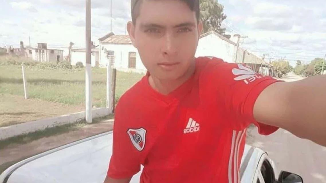 یک دروازهبان آرژانتینی پس از مهار ضربه پنالتی درگذشت