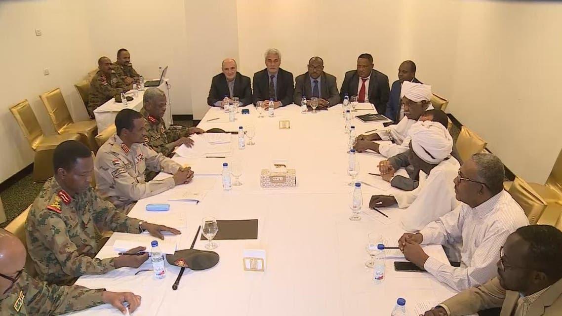 اجتماع الانتقالي السوداني وقوى التغيير حائر